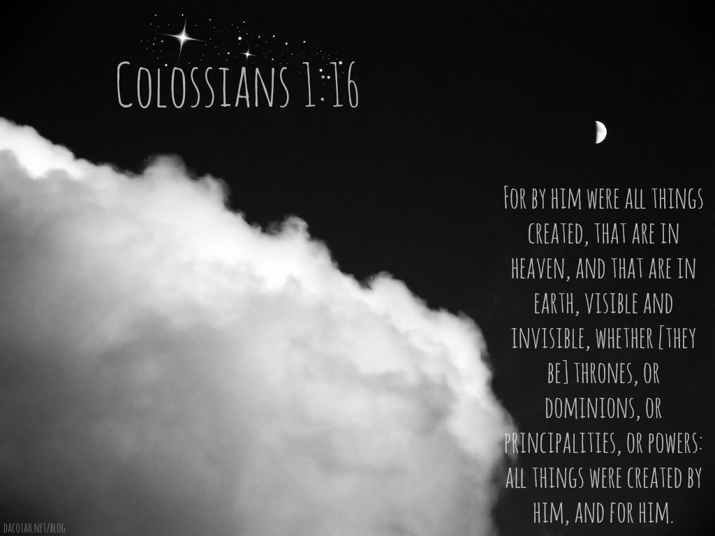 D2DL-Colossians1:16