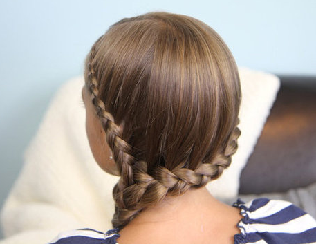 cool hairstyles for girls cool braids and hairstyles for back to school day to 12141